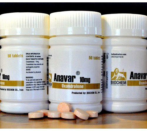 Anavar_Biochem