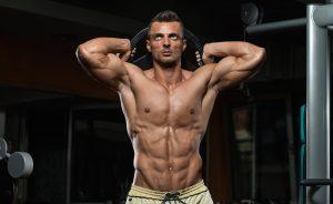 biceps or triceps